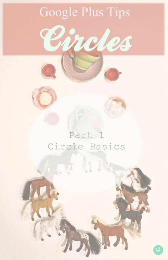 Google Plus Circles Basics Part 1