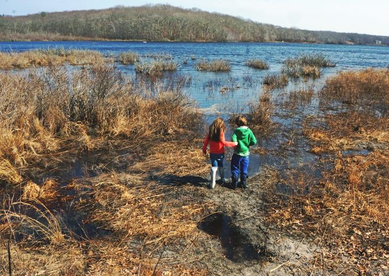 standing long pond