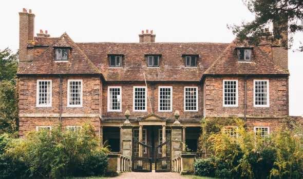 Groombridge Place house