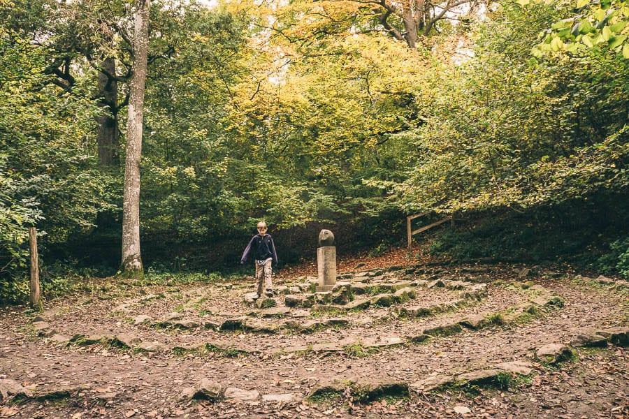 Groombridge Place Double Spiral