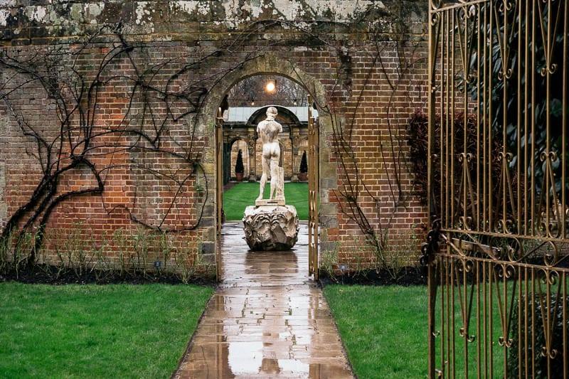 Hever Castle Italian garden