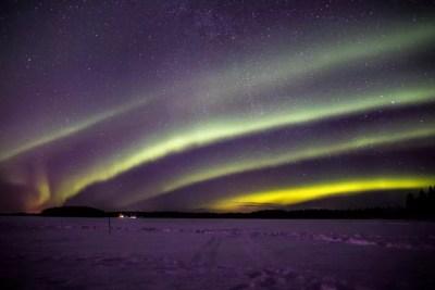 The great Aurora Arc