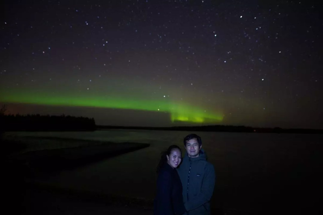 Aurora Borealis lovers