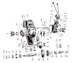 08 Transmission Transfer Assembly