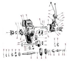 08 Transmission Transfer Assembly