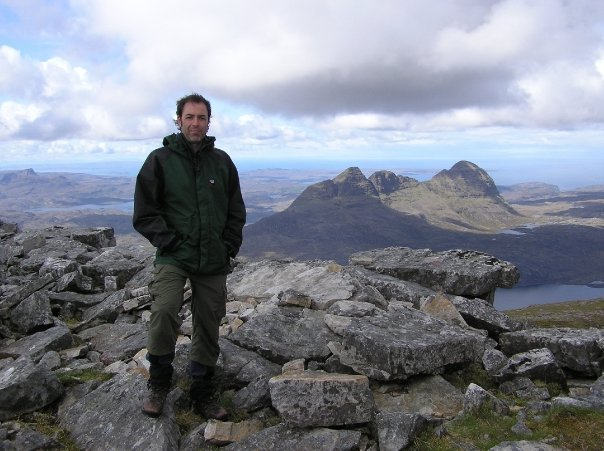 Justin Livesey on a Wildlife Tour