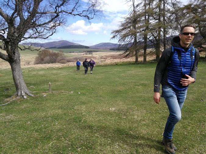 whiskey tour Scotland whisky wildlife walking tour Speyside Cairngorms