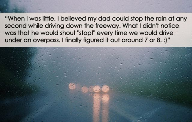 17 The Crazy, Stupid Childhood Theories (17)