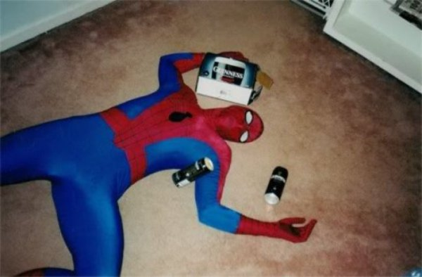 18 Of The Worst Drunken Halloween Costume Moments Of All Time Wildammo (5)