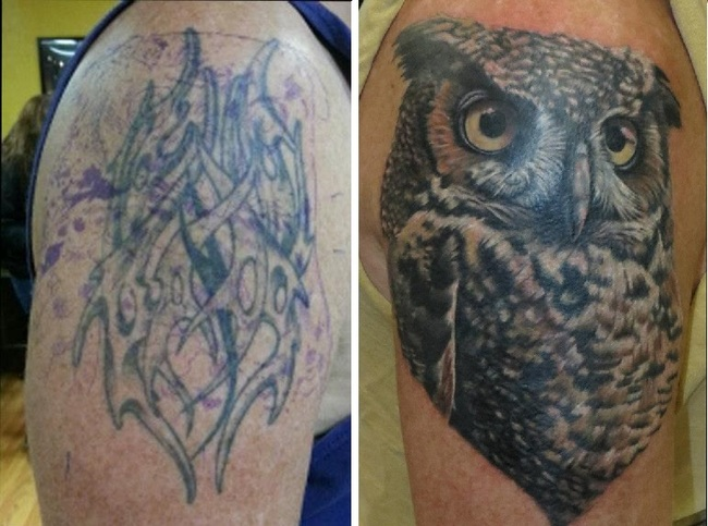 Stunning Tattoo Cover-Ups You Wouldn't Believe (1)