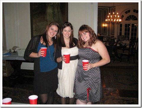 Becky, Rachel & Katy