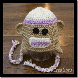 00153 - Sock Monkey