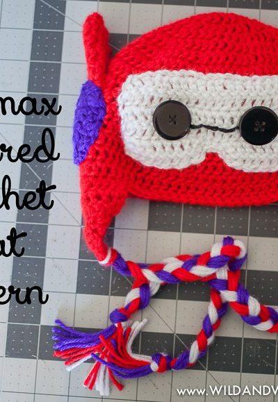 Baymax Inspired Hat | Free Crochet Pattern