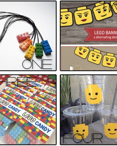 Lego-Mania :: Etsy Love