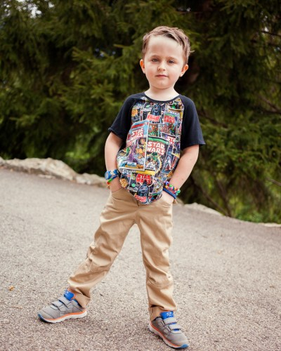 Calvin Cargo Pants by Momma Quail Patterns