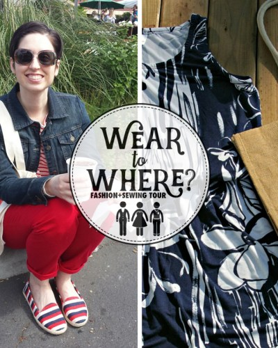 Wear to Where? Spring 2016 | Farmers Market