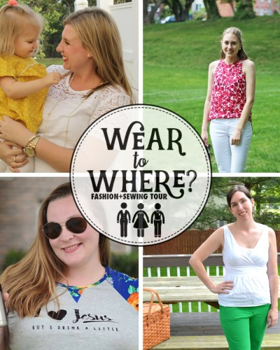 Wear to Where? Spring 2016 | Summer Party
