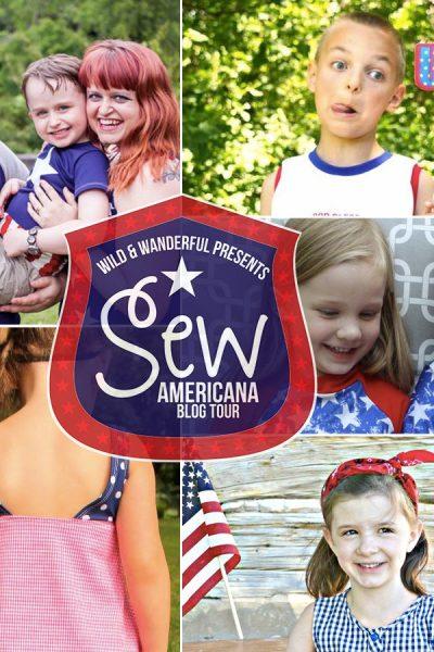 Sew Americana Blog Tour | Day 1