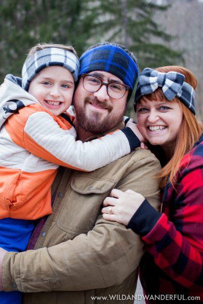 Fleece Earwarmers :: M4M 12 Days of Freebies
