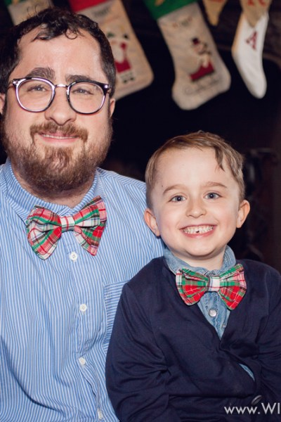 Daddy/Son Bowties :: M4M 12 Days of Freebies
