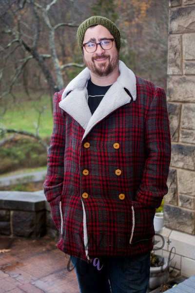 Master of None :: Goldstream Peacoat by Thread Theory