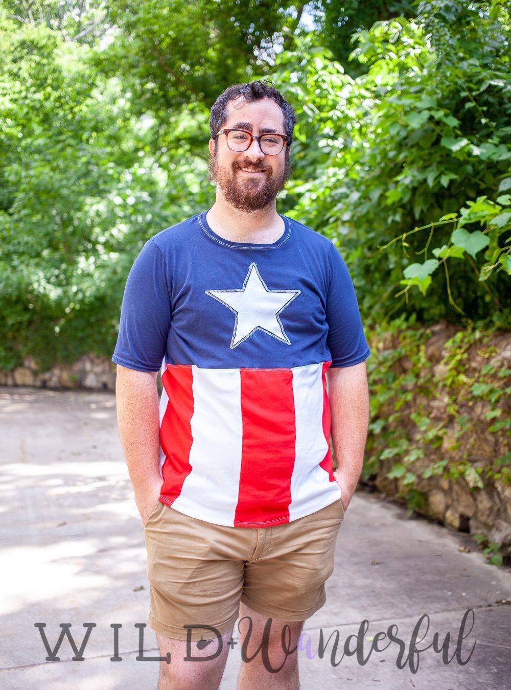 The Making of a Superhero :: Captain America