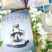 BOOK REVIEW: Keeper: The Book of Aon (The Keeper #1) BY K.M. HIGGINBOTHAM