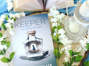 Keeper cover bookstagram