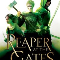COVER REVEAL:  A REAPER AT THE GATES (AN EMBER IN THE ASHES #3) BY SABAA TAHIR