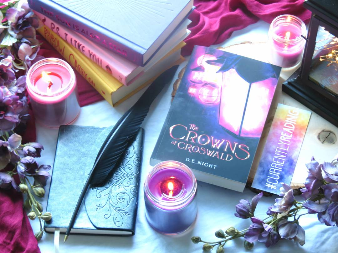 BOOK REVIEW: THE CROWNS OF CROSWALD (THE CROSWALD SERIES) BY D.E. NIGHT
