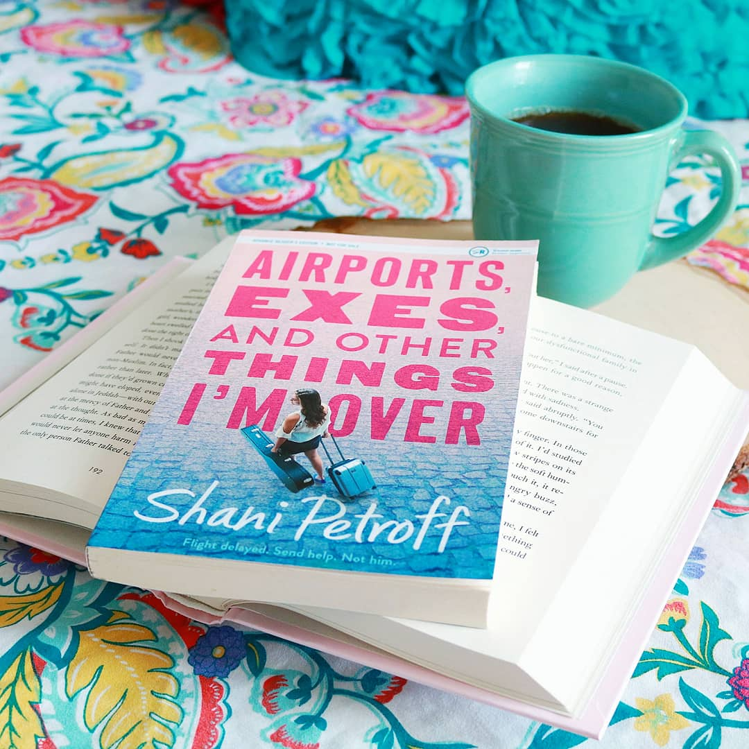 BOOK REVIEW: AIRPORTS, EXES, AND OTHER THINGS I'M OVER BY SHANI PETROFF