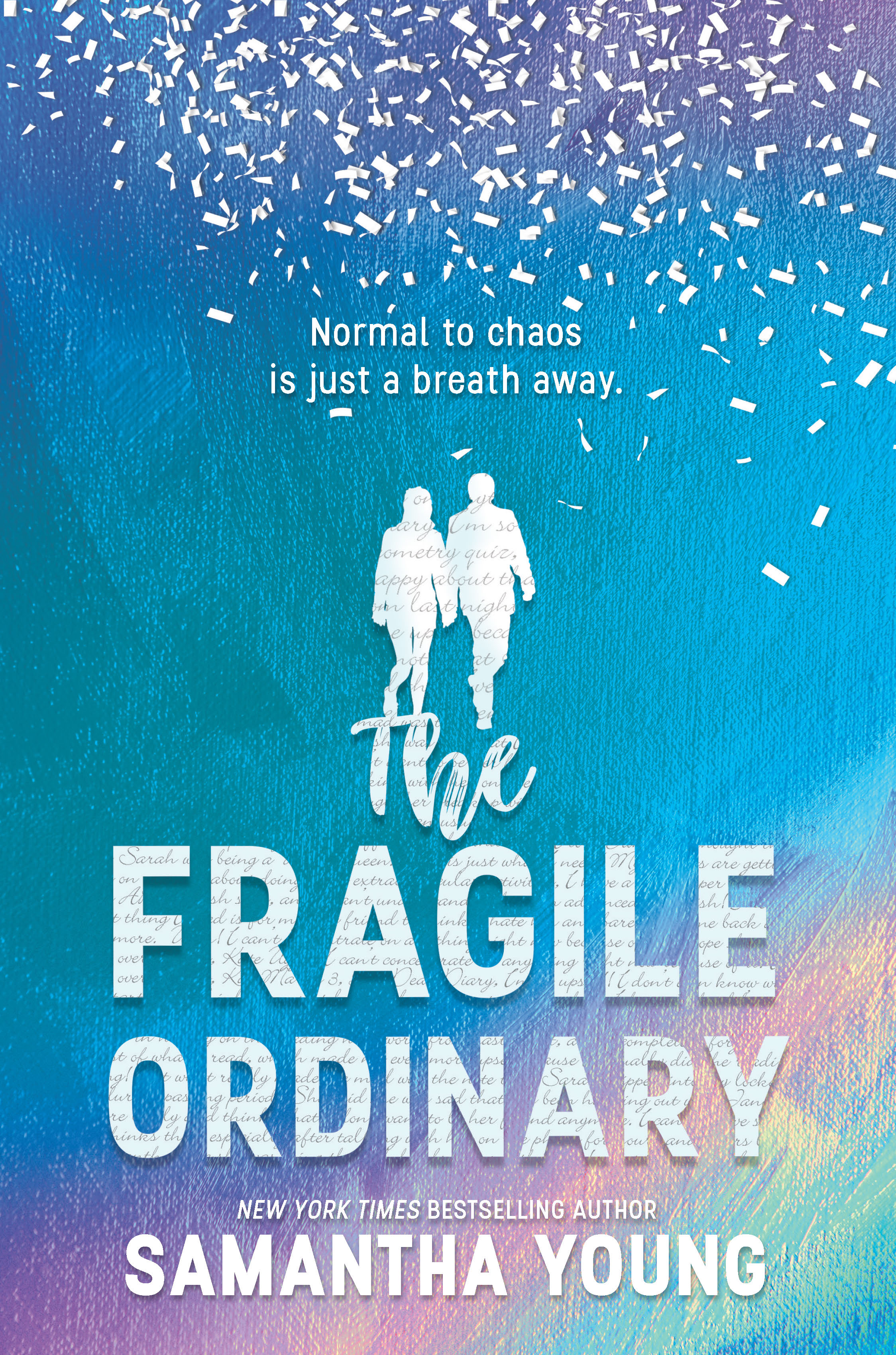 RELEASE DAY LAUNCH (REVIEW, EXCERPT & GIVEAWAY):  THE FRAGILE ORDINARY BY SAMANTHA YOUNG