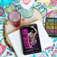 RELEASE BLITZ:  Keeping Him (Bishop Brothers #4) by Kennedy Fox