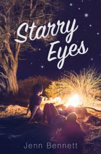 BLOGTOBER | BOOK REVIEW:  Starry Eyes by Jenn Bennett