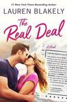 BOOK REVIEW:  The Real Deal by Lauren Blakely