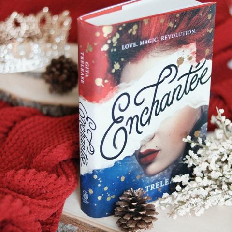 BOOK REVIEW:  Enchantée by Gita Trelease