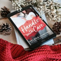 COVER REVEAL + EXCERPT:  Handle With Care by Helena Hunting