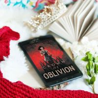 WAITING ON WEDNESDAY:  Crown of Oblivion by Julie Eshbaugh