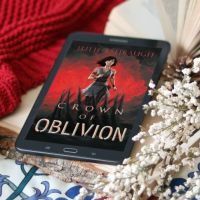 BOOK REVIEW:  Crown of Oblivion by Julie Eshbaugh