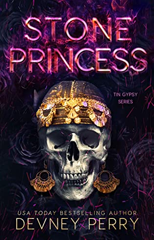 BOOK REVIEW + EXCERPT: Stone Princess by Devney Perry