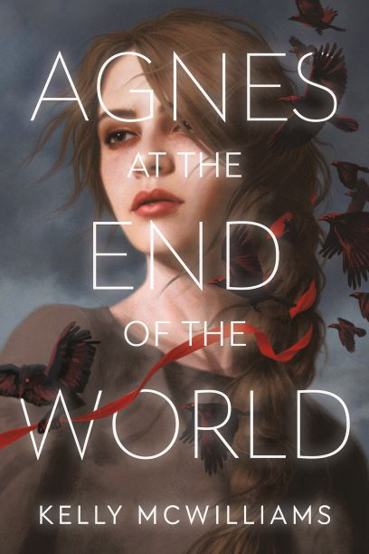 BOOK REVIEW + AESTHETIC:  Agnes at the End of the World by Kelly McWilliams