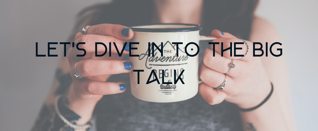 Dive into the big talk and get in touch with us