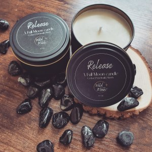 Release: A Full Moon Candle