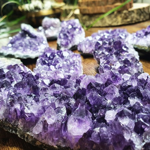Ethically sourced crystals