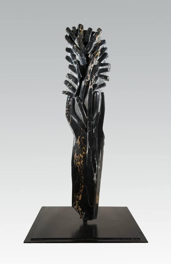 marble sculpture by Simon Burns-Cox
