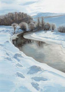 KAC Frozen River Endrick