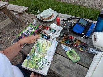 Painting in Glencoe5