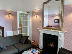 Lounge at Abbots Brae hotel2