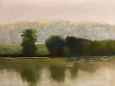 Landscape with trees Bryan Jernigan