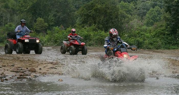 Hatfield Mccoy Trails Cabins Wild Atv